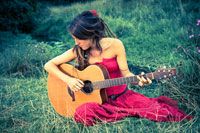 Ayla Schafer's music