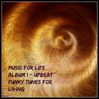 """MP3 - """"Music For Life"""" Album 1 - Funky Upbeat"""