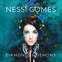 CD - Diamonds & Demons by Nessi Gomes