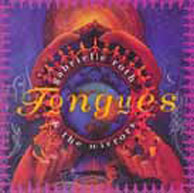 CD - Tongues by Gabrielle Roth and the Mirrors