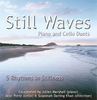 MP3 - 09 Eerie Cellos from Still Waves  by Susannah Darling Khan and Be-Attitude