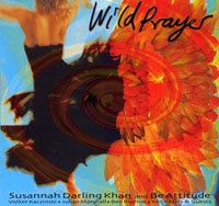 MP3 - 11 Grace from Wild Prayer by Susannah Darling Khan and Be-Attitude