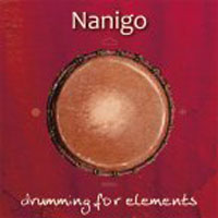 CD - Drumming for Elements