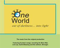 MP3 - No More War by Helen Yeomans Choir from One World