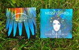"""CD -""""Aliento"""" by Danit and """"Diamonds and Demons"""" by Nessi Gomes"""