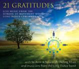 CD - 21 Gratitudes CD
