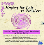 CD - Singing the Cycle of our Lives by Natascha Hood and Karine Polwart