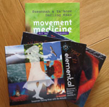 MOVEMENT MEDICINE BASIC PACK (GERMAN BOOK)